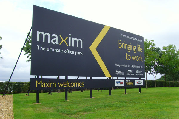 Maxim Business Park