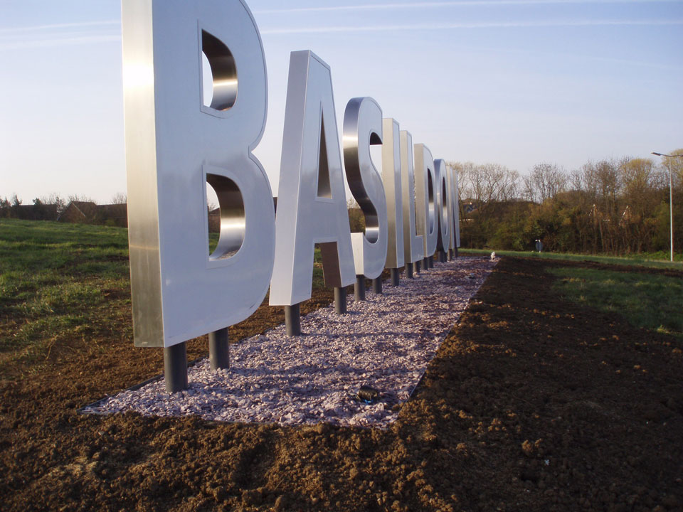 Basildon Enterprise Parks Local Government