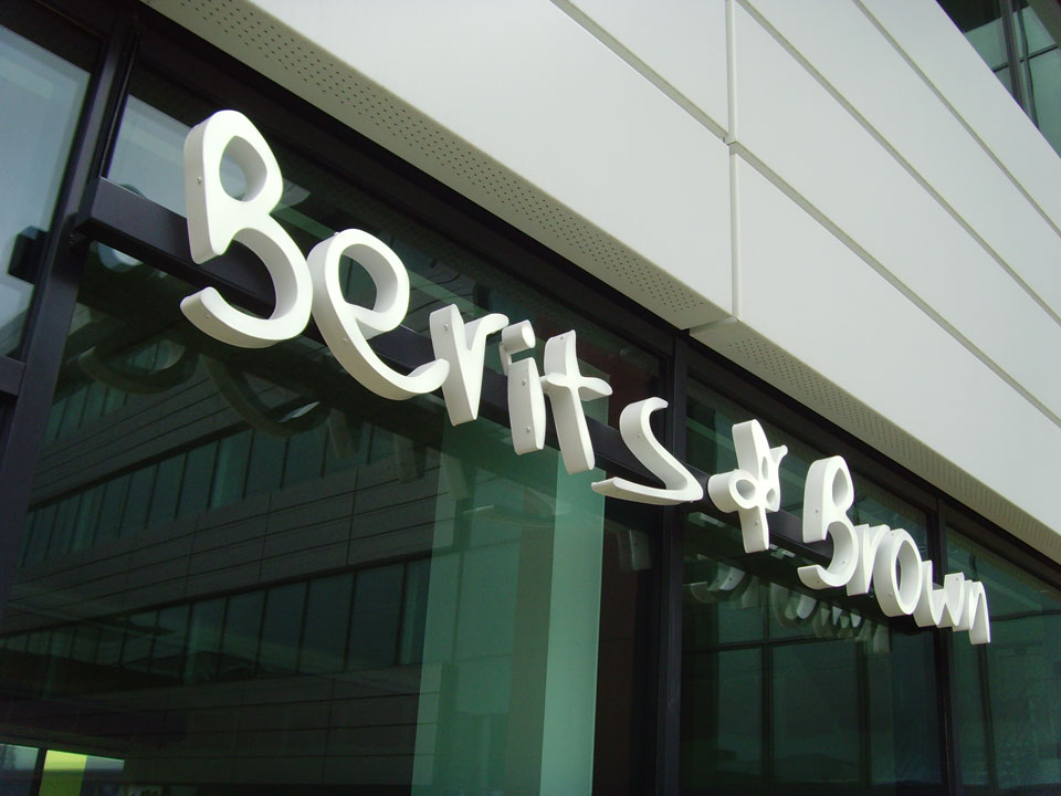 Berits & Brown -Office, Business Parks and Retail