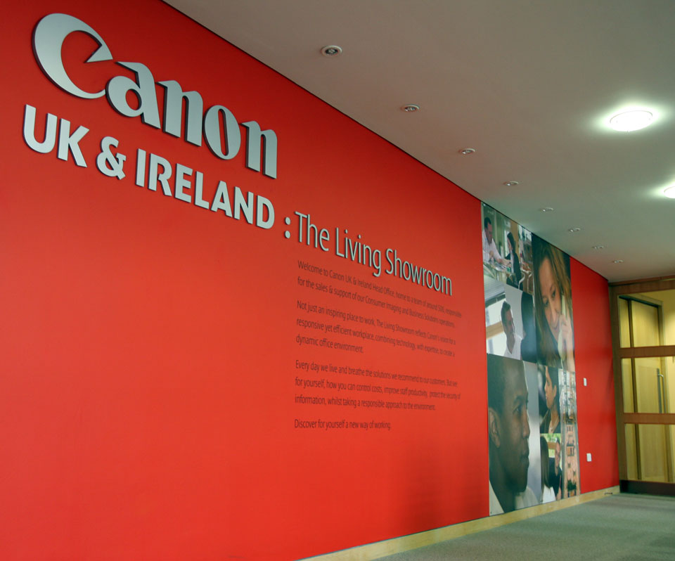 Canon - Office, Business Parks and Retail