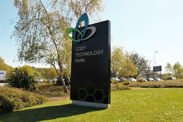 Cody Technology Park - Totem