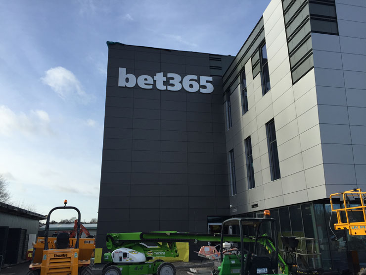 Bet 365 Offices - Commercial & Retail