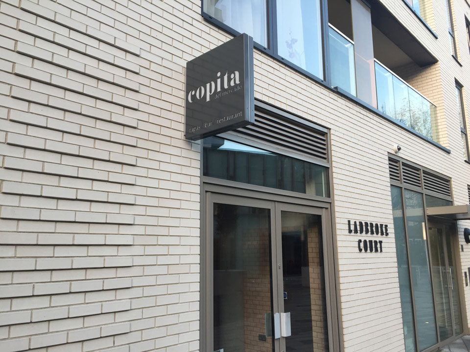 Copita Office, Business Parks and Retail
