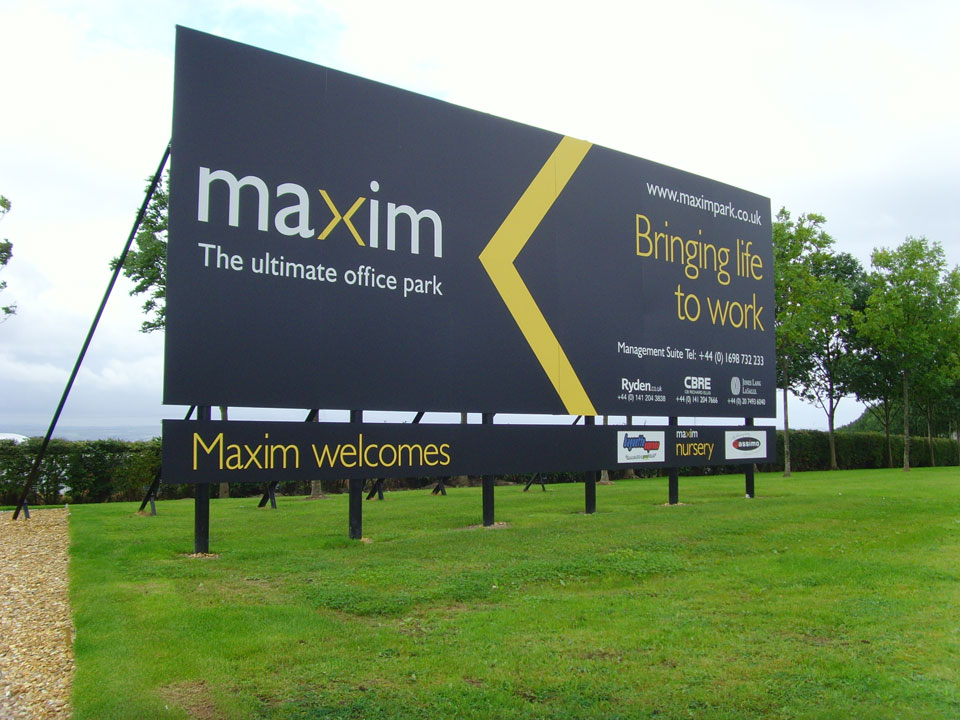 Maxim - Office, Business Parks and Retail
