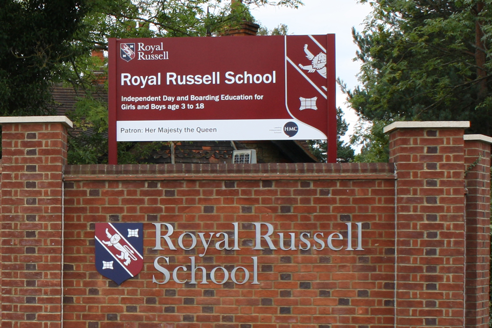 Royal Russell Entrance School