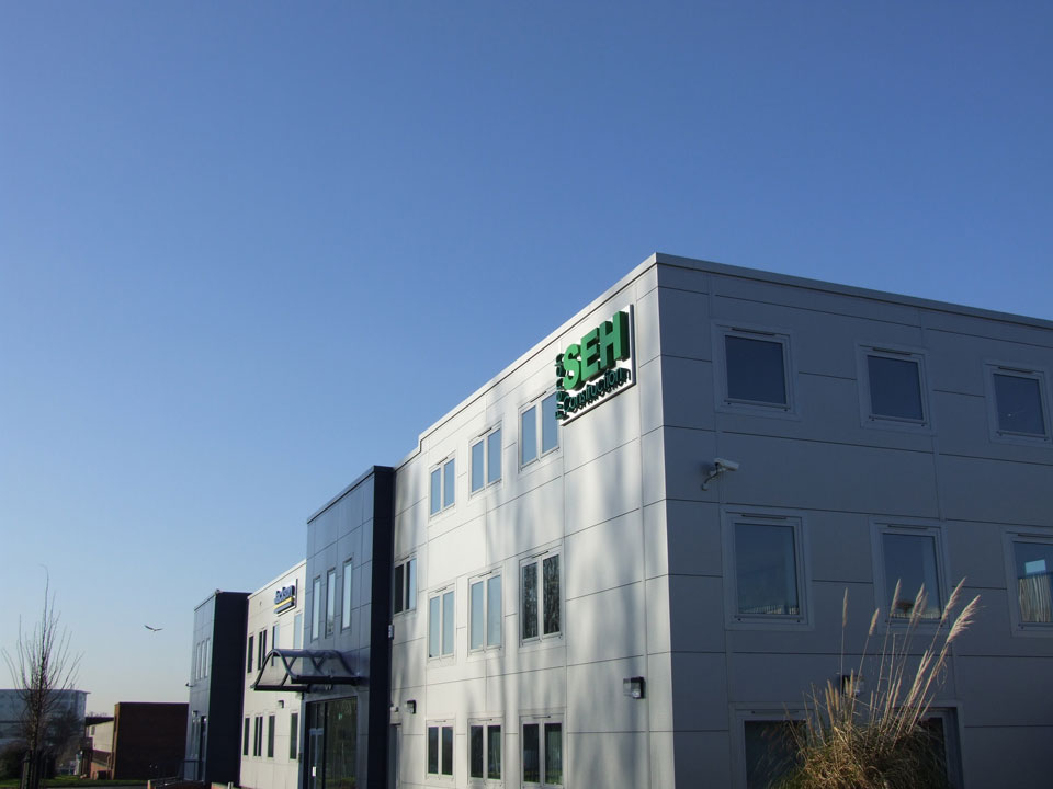 SEH Construction - Office, Business Parks and Retail