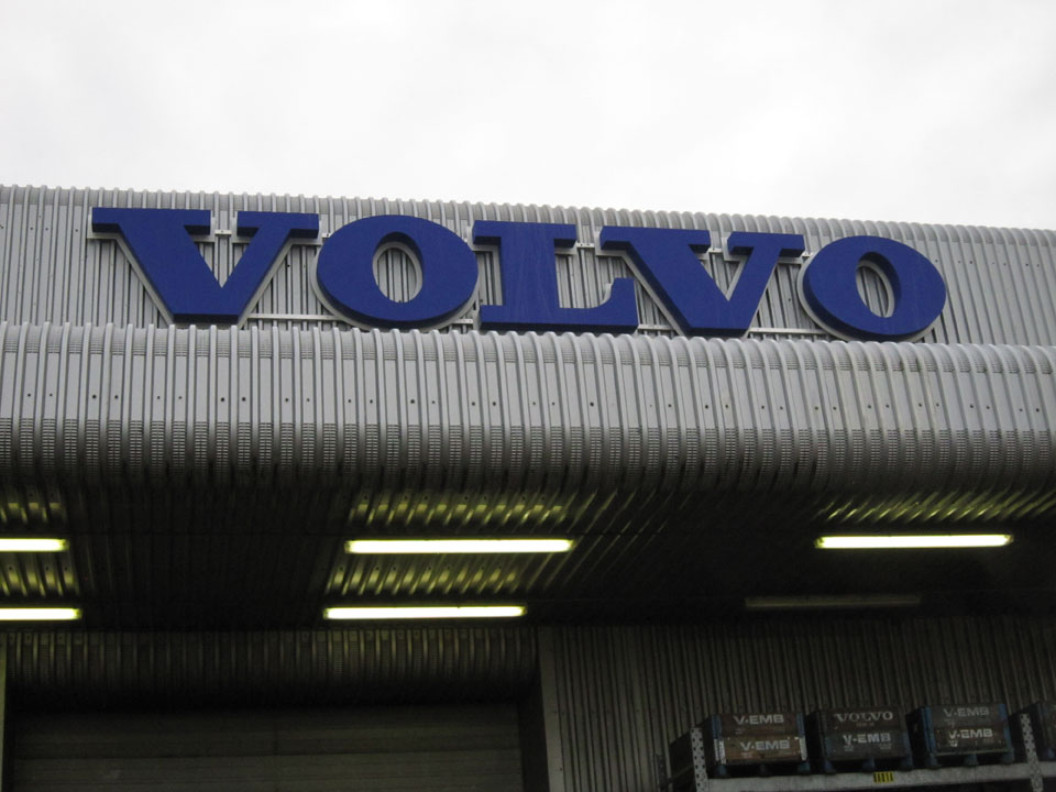 Volvo - Office, Business Parks and Retail