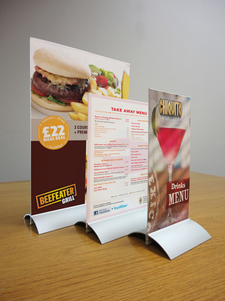 Paper Brochure Displays - Griptalkers group